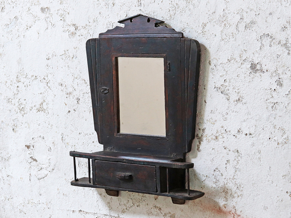 View our  Art-Deco Wall Mirror from the  Hallway collection
