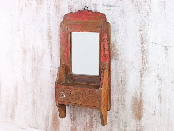 View our  Old Shaving Mirror from the   collection
