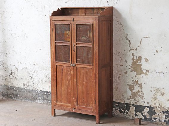 View our  Vintage Colonial Indian Cupboard from the   collection