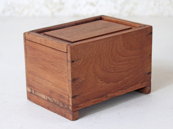 View our  Small Wooden Box from the  Kitchen  collection