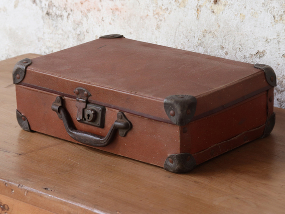 View our  Small Suitcase from the  Sold collection