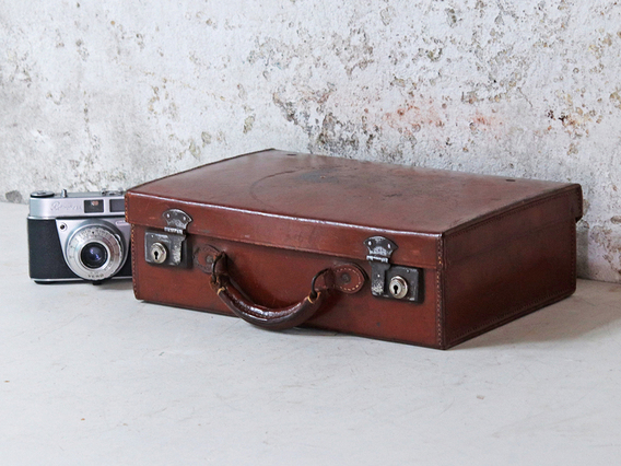 View our  Vintage Suitcase from the  New In collection
