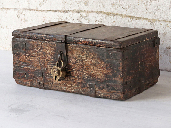 View our  Small Treasure Chest from the   collection