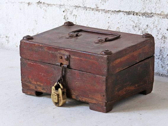 View our  Mini Treasure Chest from the  Furniture and Interiors collection