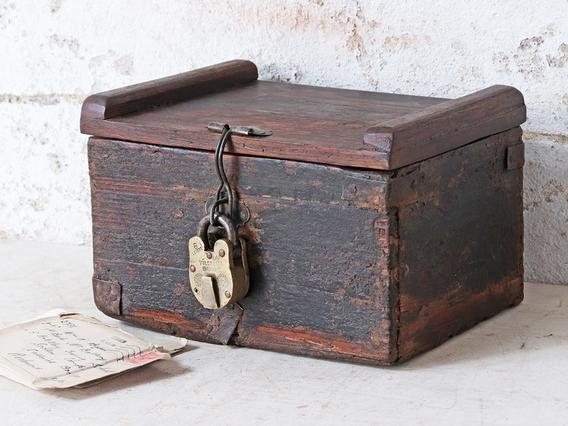 Original Spice Box