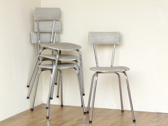 View our  Retro Chairs (Set Of Four) from the   collection