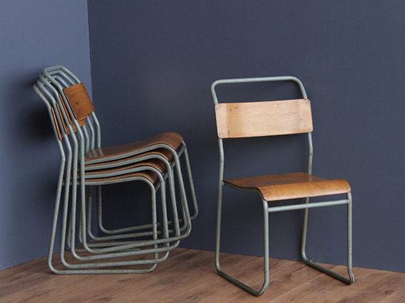 View our  Metal Industrial Stacking Chairs (Price Per Pair) from the   collection