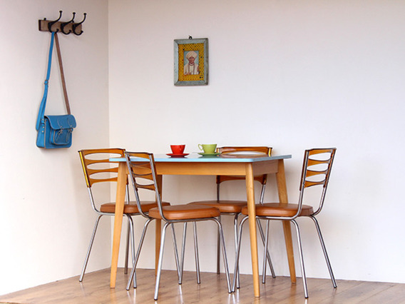 View our  1970s Steel Chairs By Keron TCBS40130 from the   collection