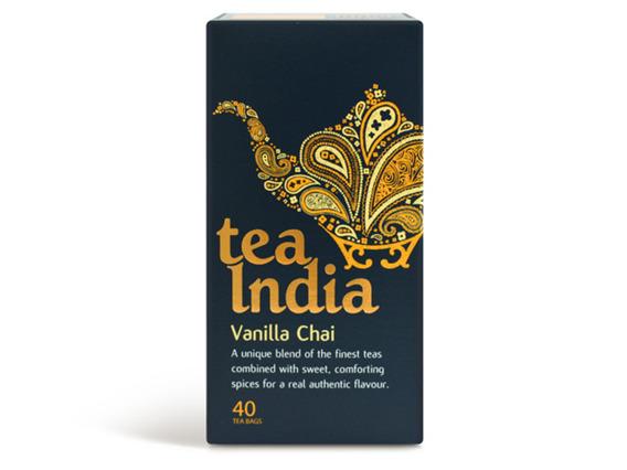 Vanilla Chai - Tea India 40 Bags