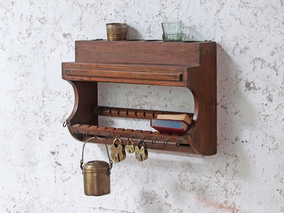 View our  Vintage Wall Rack  from the   collection