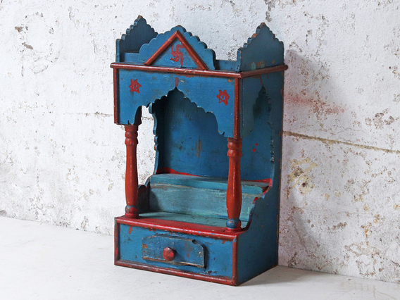 View our  Painted Traditional Temple Display from the  Hallway collection