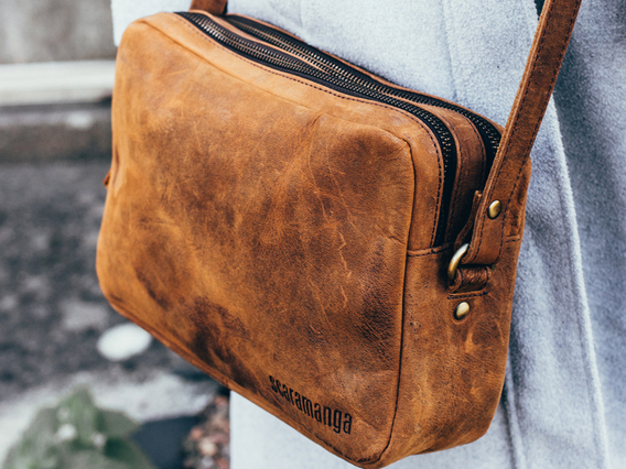 View our  The Gemini Crossbody Bag from the  Gifts Under £100 collection