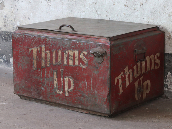 View our  Thums Up Cool Box from the  Sold collection