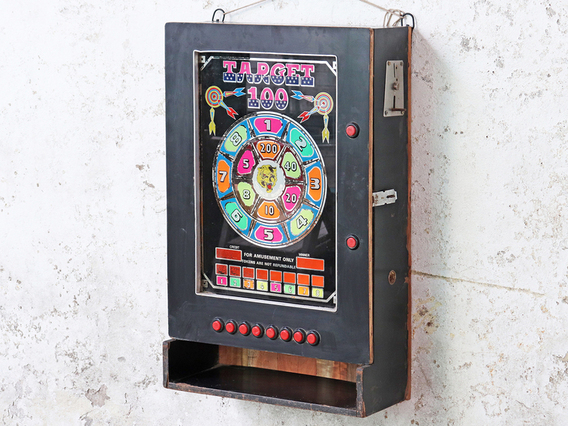 View our  Upcycled Vintage Arcade Cabinet from the  Sold collection