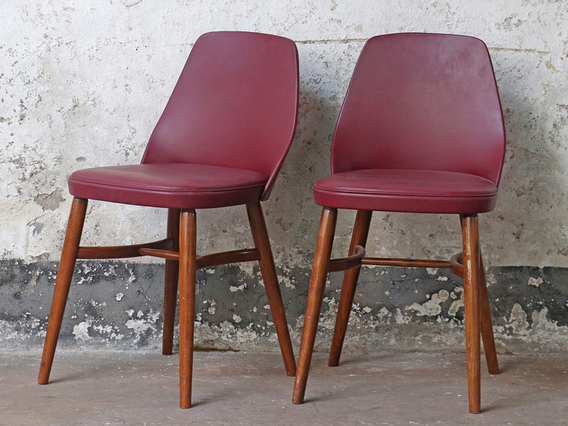 View our  Vintage Ben Chairs (Pair) from the   collection