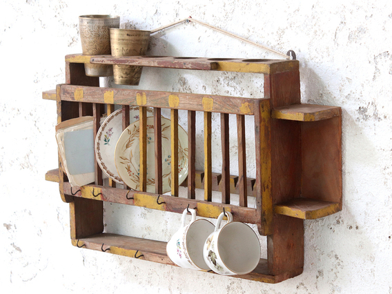 View our  Vintage Kitchen Rack  from the   collection