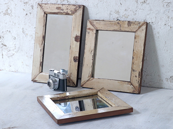 View our  Wooden Wall Mirror from the   collection