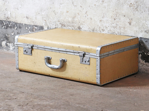 View our  Vintage Suitcase - Large from the  Sold collection