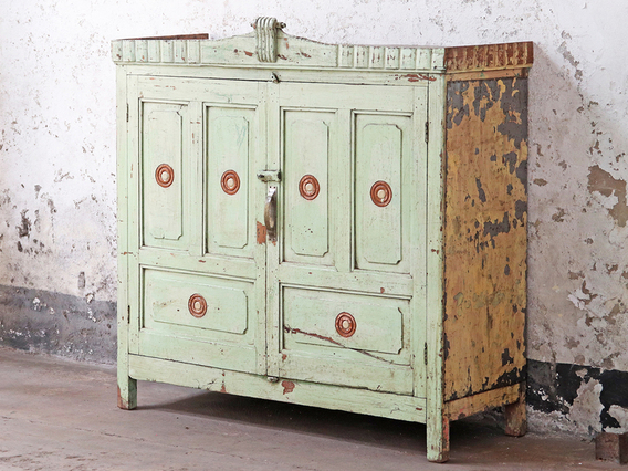 View our  Vintage Cupboard from the  Hallway collection