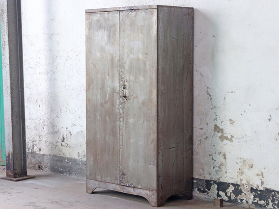 View our  Vintage Industrial Metal Cabinet from the  Vintage Cabinets & Storage Cupboards collection