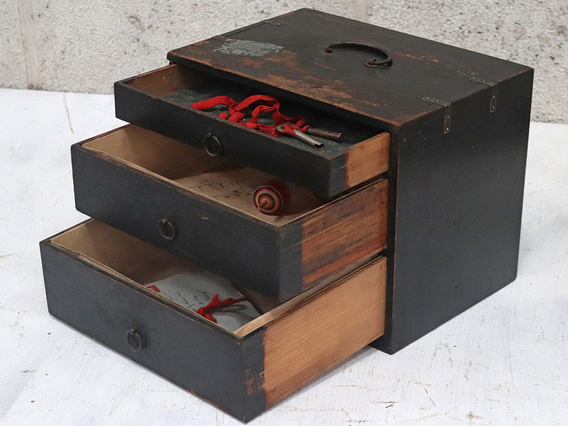 View our  Vintage Japanese Box - Matsu Tansu from the  Sold collection