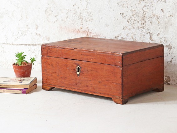 View our  Vintage Jewellery Chest from the  Hallway collection