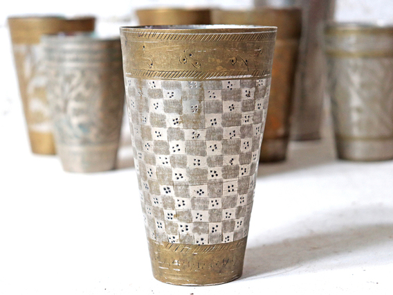 View our  Vintage Lassi Cup - Large from the  New In collection