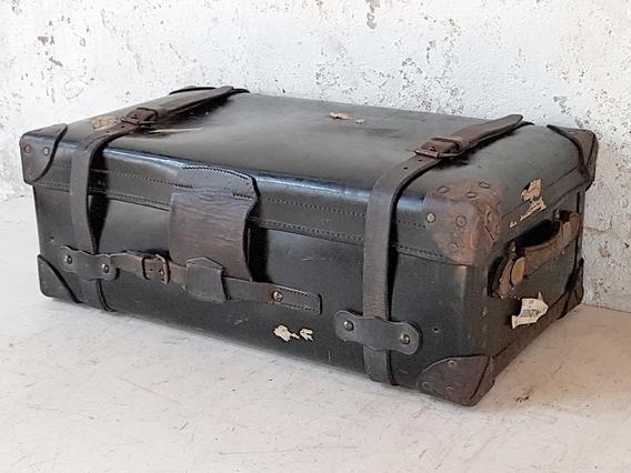 Antique Military Trunk - Captain Sir James Duncan