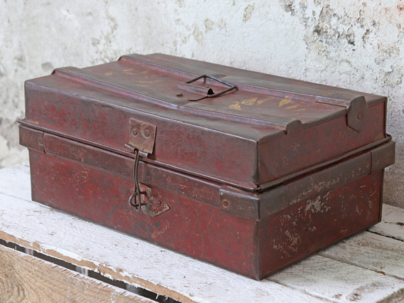 View our  Vintage Metal Box from the   collection