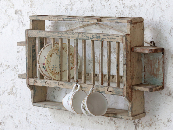 View our  Vintage Plate Rack from the  Sold collection