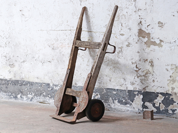 View our  Vintage Sack Barrow from the   collection