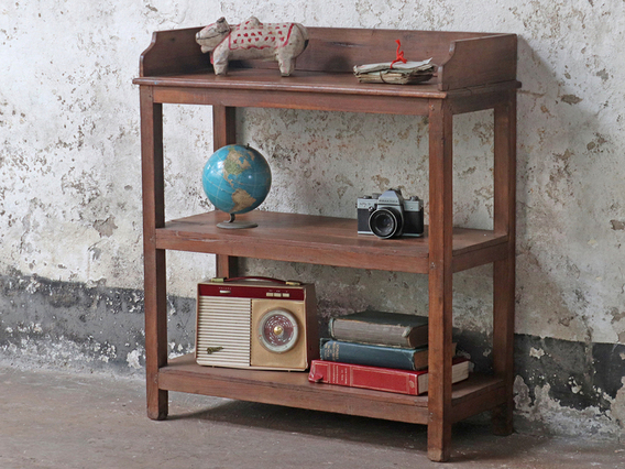 View our  Vintage Shelving Rack from the  Vintage Shelving collection