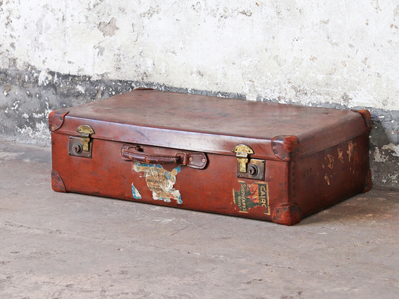View our  Vintage Suitcase from the  Display Cabinets collection