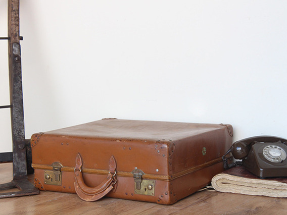 View our  vintage suitcase TLNM45133 from the   collection