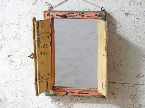 View our  Vintage Wall Mirror from the  Bedroom Furniture collection