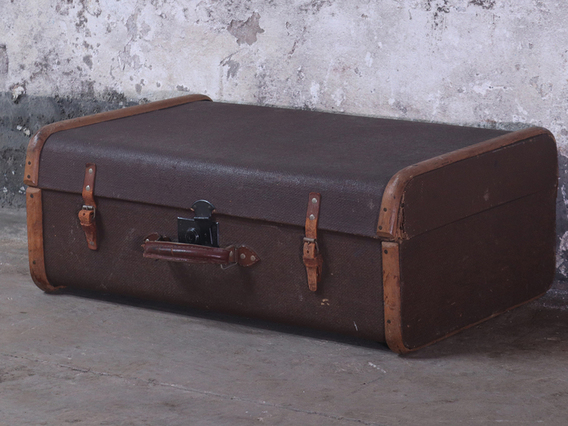 View our  Retro Suitcase from the  Sold collection
