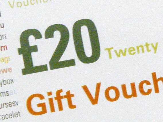 £20 Scaramanga Gift Voucher