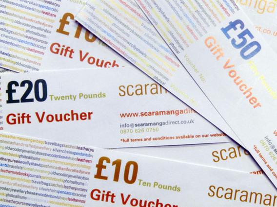 £70 Scaramanga Gift Voucher