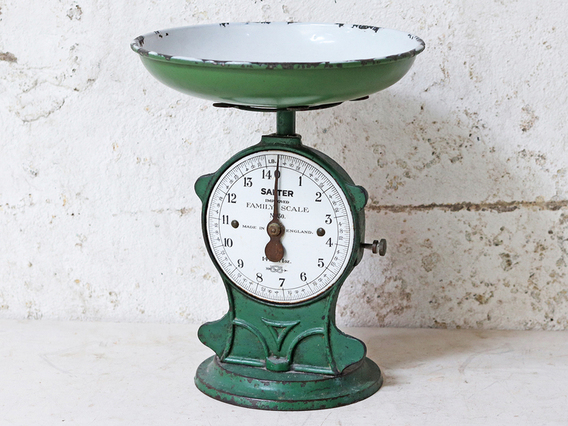 View our  Vintage Salter Kitchen Scale from the   collection