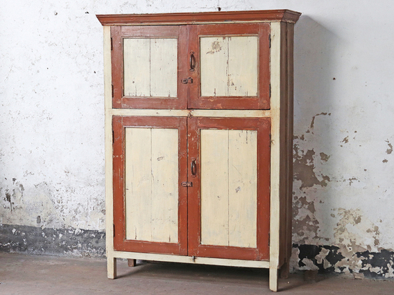 Large Wooden Cupboard