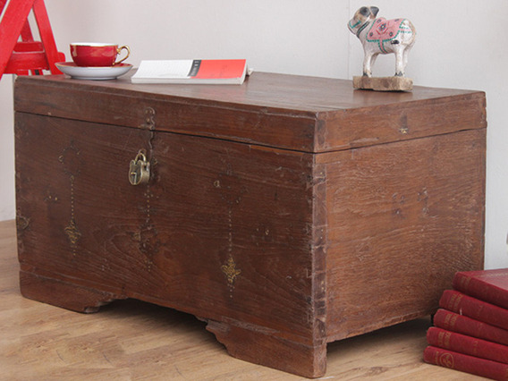 View our  Antique Wedding Chest from the  Toy Chest collection