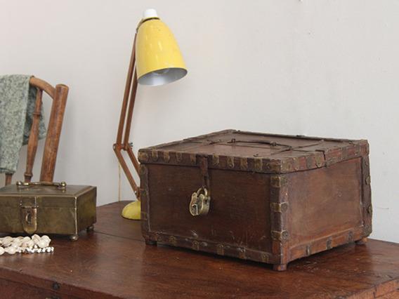 Vintage Shekawati Box