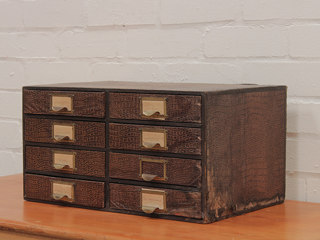 View our  Vintage Box File from the   collection