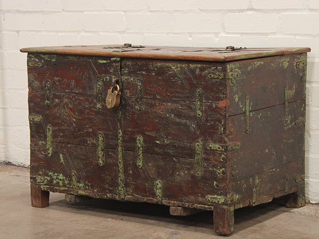 View our  Wooden Storage Chest from the  Hallway collection