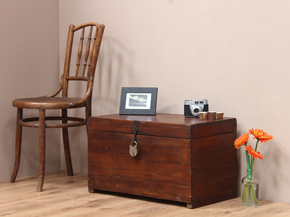 View our Women Old Teak Chest (D) from the Women Sold collection