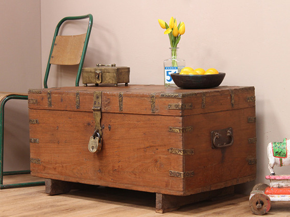 View our Women Wooden Storage Chest from the Women Sold collection