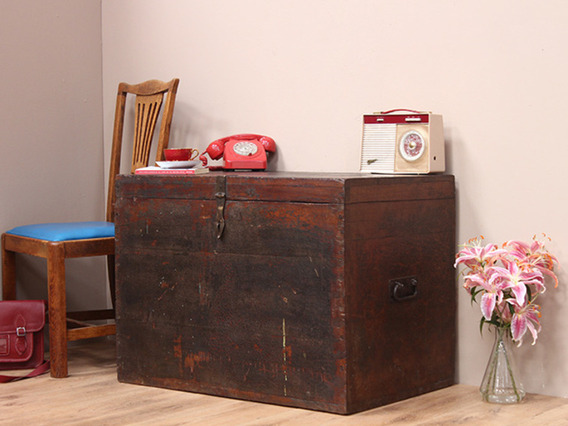 View our  Wooden Chests from the   collection
