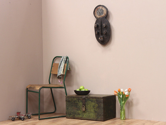 View our Women Vintage Green Distressed Teak Chest (D) from the Women Sold collection