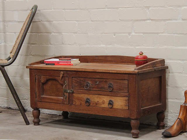 View our Women Vintage Merchants Cabinet from the Women Sold collection