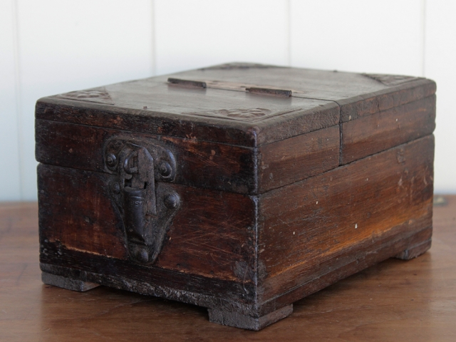 View our  Old Barber's Shaving Box from the   collection